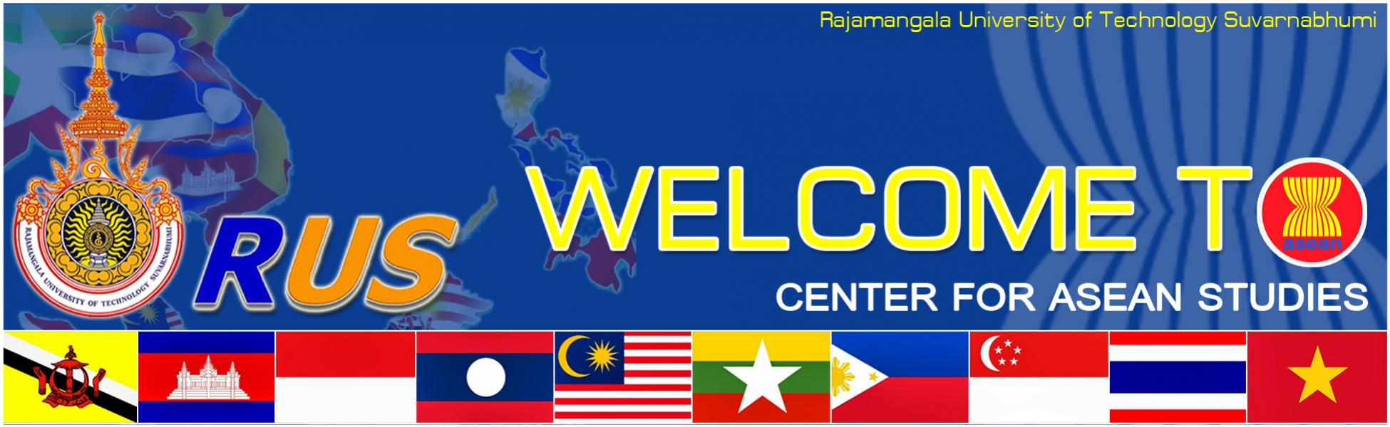 WELCOME TO CENTER FOR ASEAN RUS